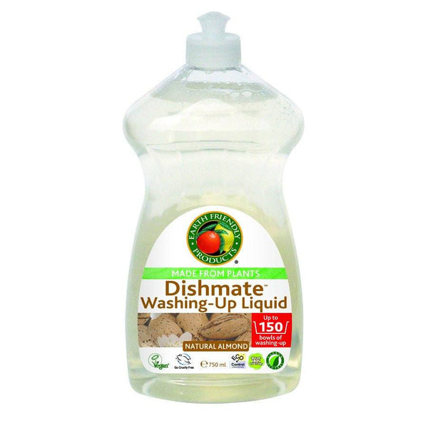 Grocery Delivery London - Earth Friendly Dishmate Washing up Liquid 750ml same day delivery