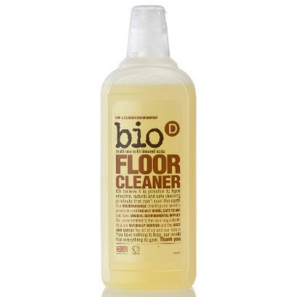 Grocery Delivery London - Bio-D Floor Cleaner 750ml same day delivery
