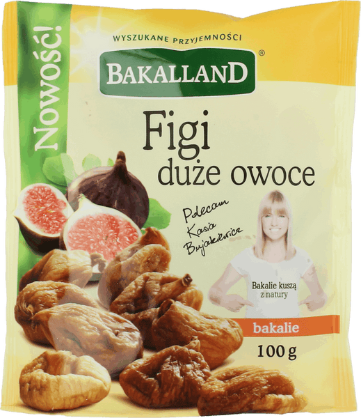 Grocery Delivery London - Bakalland Figi Duze Owoce same day delivery