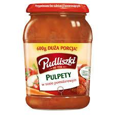 Grocery Delivery London - Pudliszki Pulpety same day delivery