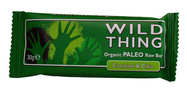 Grocemania Grocery Delivery London| Wild Thing - Paleo Bar 30g