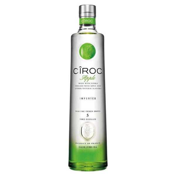 Grocemania Grocery Delivery London| Ciroc Apple 70cl