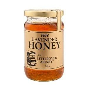 Grocemania Grocery Delivery London| Littleover Apiaries Lavender Honey 340g