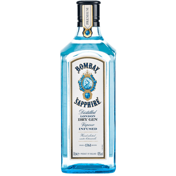 Grocemania Grocery Delivery London| Bombay Sapphire Gin 70cl