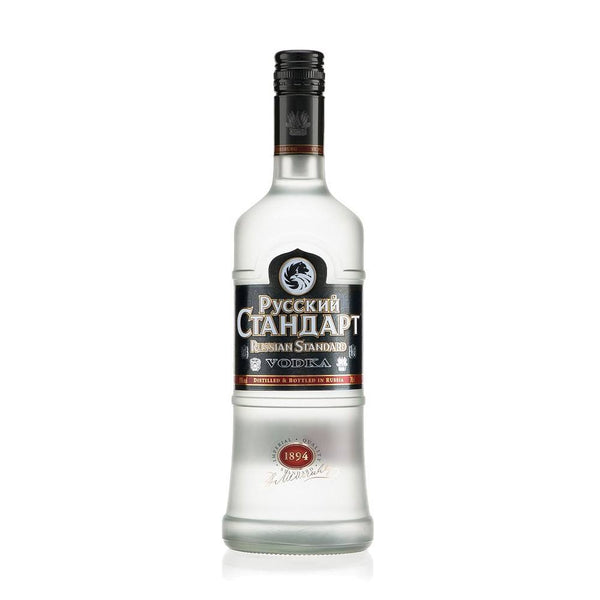 Grocemania Grocery Delivery London| Russian Standard Vodka 70cl