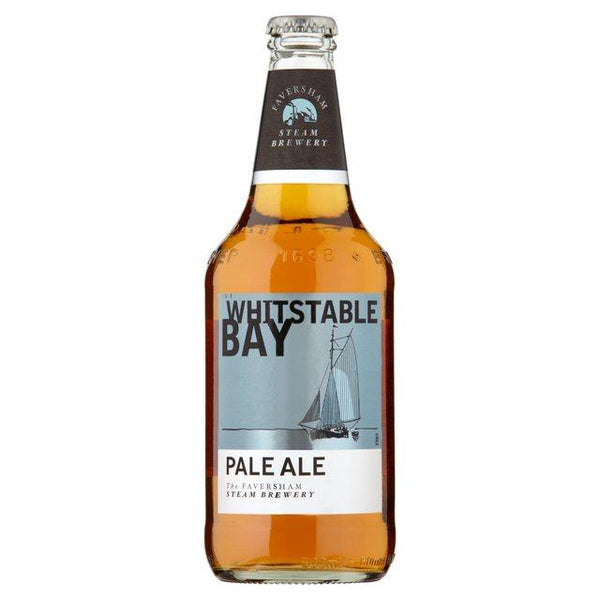 Grocemania Grocery Delivery London| Whitstable Bay Pale Ale 500ml