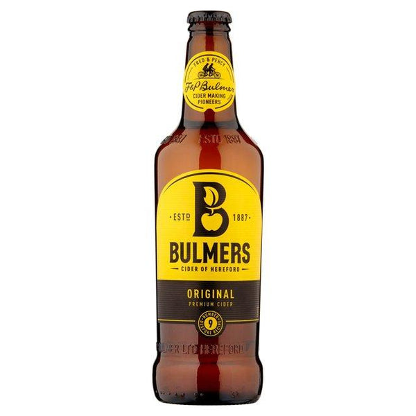 Grocemania Same Day Grocery Delivery London | Bulmers Original 500ml