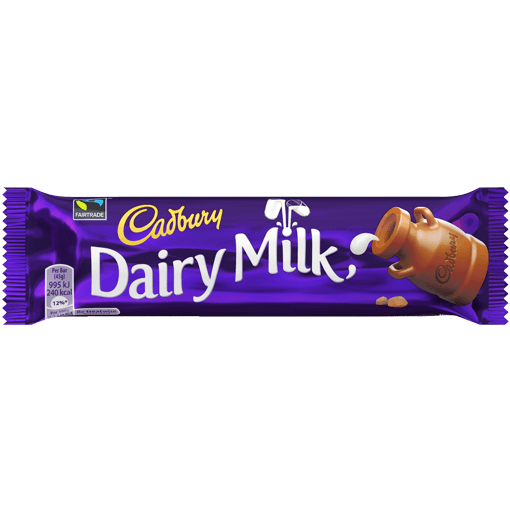 Grocery Delivery London - Cadbury Dairy Milk 35g same day delivery