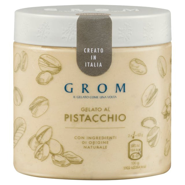 Grocery Delivery London - Grom Gelato Pistacchio 460ml same day delivery