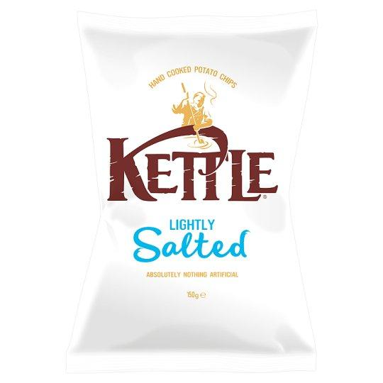 Grocery Delivery London - Kettle Lightly Salted 100g same day delivery