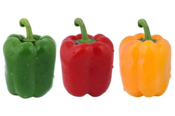 Grocemania Grocery Delivery London| Mixed Peppers 3 Pack 500G
