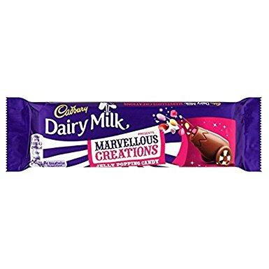 Grocemania Grocery Delivery London| Cadbury Dairy Milk Marvelous Creations 47g
