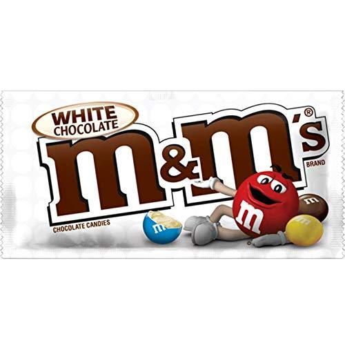 Grocemania Grocery Delivery London| M&M's White Chocolate 42.5g