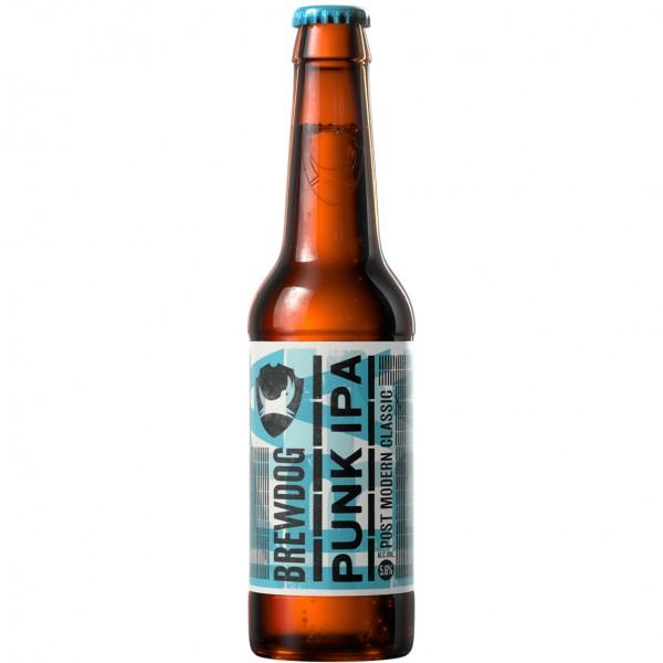Grocery Delivery London - Brewdog Punk Ipa 330ml same day delivery