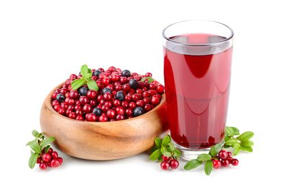 Grocery Delivery London - Cranberry Mors, 2 pints same day delivery