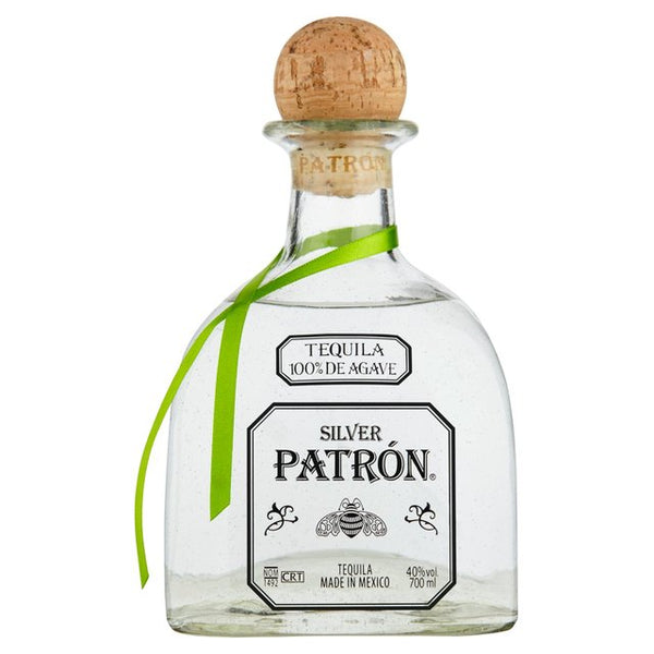 Grocery Delivery London - Patron Silver Tequila 70cl same day delivery