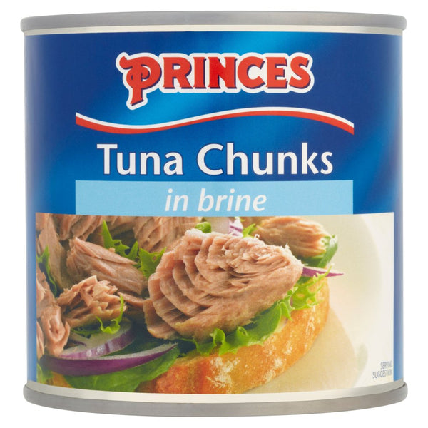 Grocery Delivery London - Princes Tuna Chunks In Brine 400g same day delivery