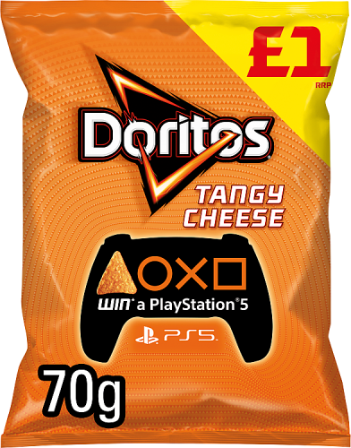 Grocery Delivery London - Doritos Tangy Cheese 70g same day delivery