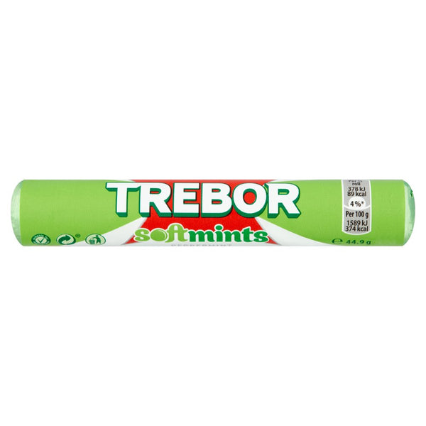Grocery Delivery London - Trebor Softmints Peppermint 44.9g same day delivery