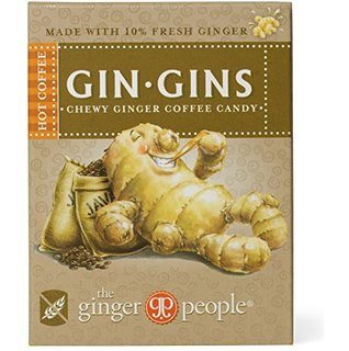 Grocery Delivery London - The Ginger People - Gin Gins (Chewy Ginger Coffee Candy) 84g same day delivery