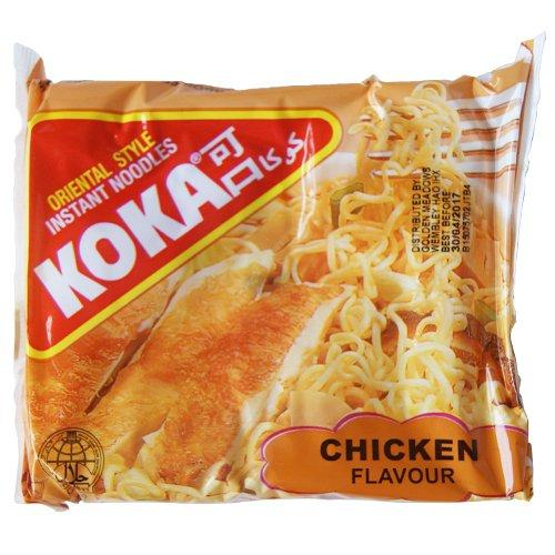 Grocery Delivery London - Koka Chicken Noodles 85g same day delivery