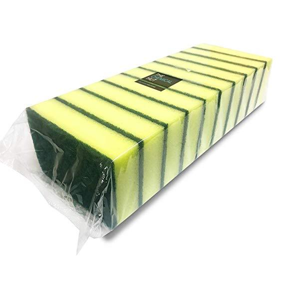 Grocery Delivery London - Sponge Scourers 10pk same day delivery