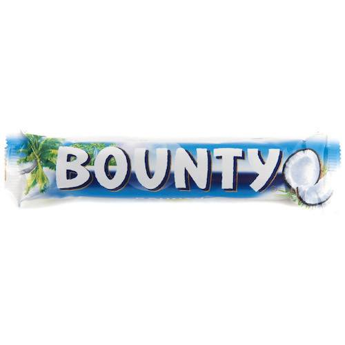 Grocery Delivery London - Bounty Bar 57g same day delivery