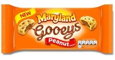 Grocemania Grocery Delivery London| Maryland Gooeys Peanut 160g