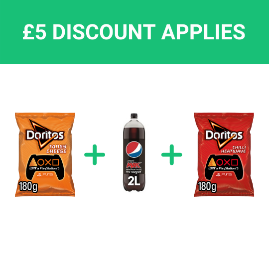 Grocery Delivery London - Gaming Bundle same day delivery