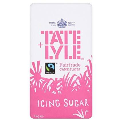 Grocery Delivery London - Tate & Lyle Icing Sugar 1kg same day delivery