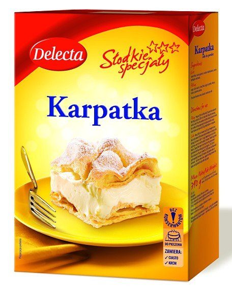 Grocery Delivery London - Delecta Karpatka same day delivery
