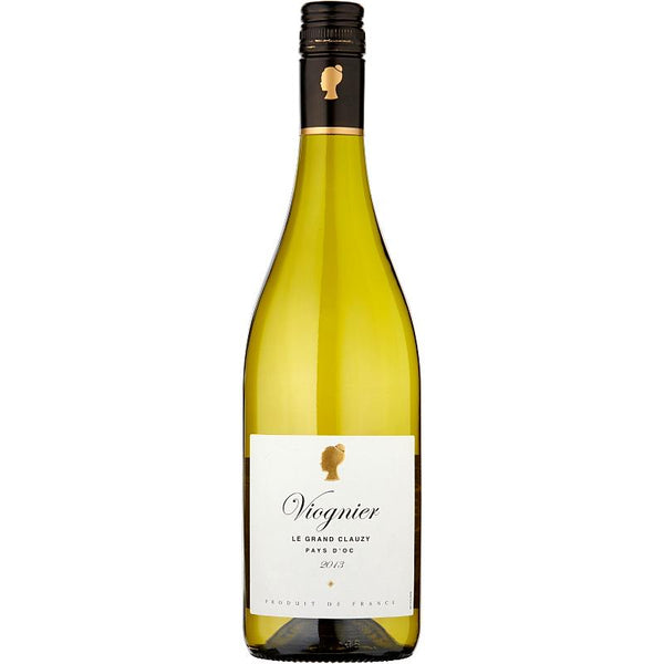 Grocemania Grocery Delivery London| Viognier Le Grand Clauzy Classique 750ml