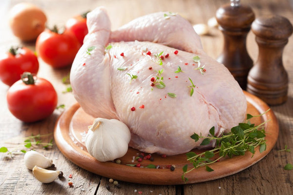 Grocemania Grocery Delivery London| British Whole Medium Chicken 1.35-1.55Kg