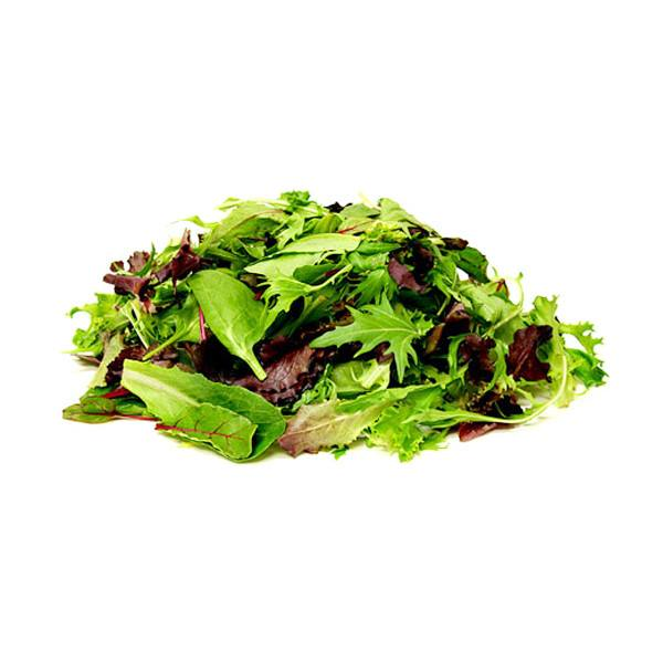 Grocemania | Salad Greens, 50/50 - 5 oz clamshell, 1 count | Online Grocery Delivery