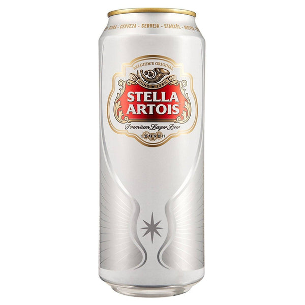 Grocery Delivery London - Stella Artois 500ml same day delivery