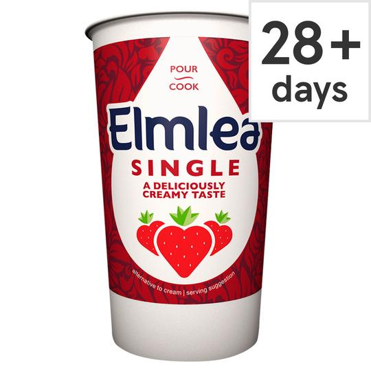 Grocemania Grocery Delivery London| Elmlea Single Cream 284ml