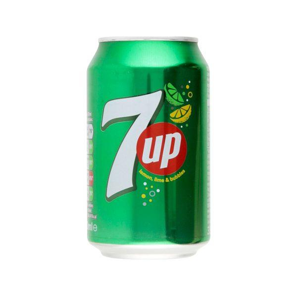 Grocery Delivery London - 7-Up 330ml same day delivery