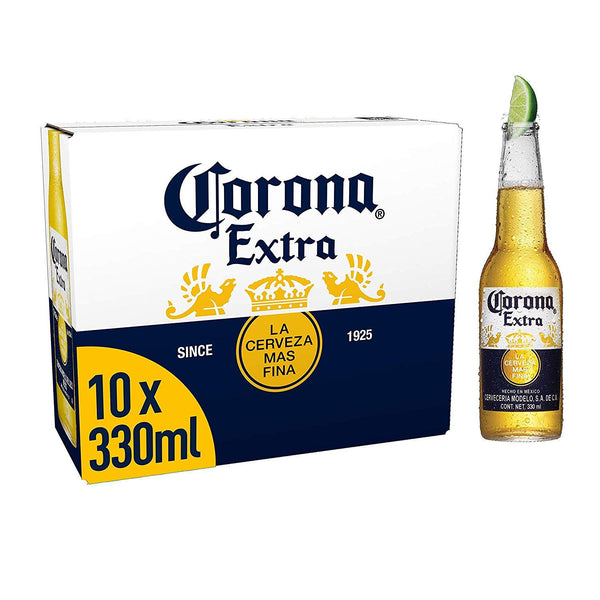 Grocery Delivery London - Corona Extra 10x330ml same day delivery