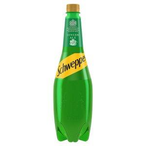 Grocemania Grocery Delivery London| Schweppes - Canada Dry Ginger Ale 1L
