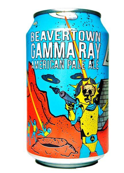 Grocemania Grocery Delivery London| Beavertown Gamma Ray 330ml