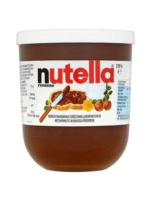 Grocemania Grocery Delivery London| Nutella 230g