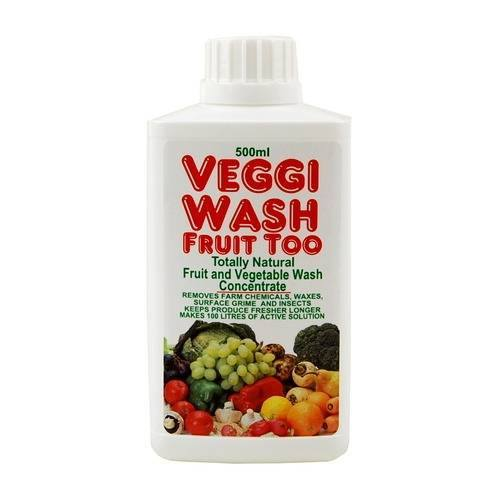 Grocery Delivery London - Veggi Wash Fruit Too Concentrate 500ml same day delivery