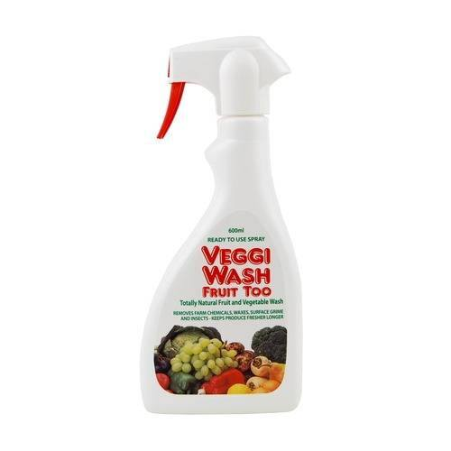 Grocemania Grocery Delivery London| Veggi Wash Fruit Too 600ml