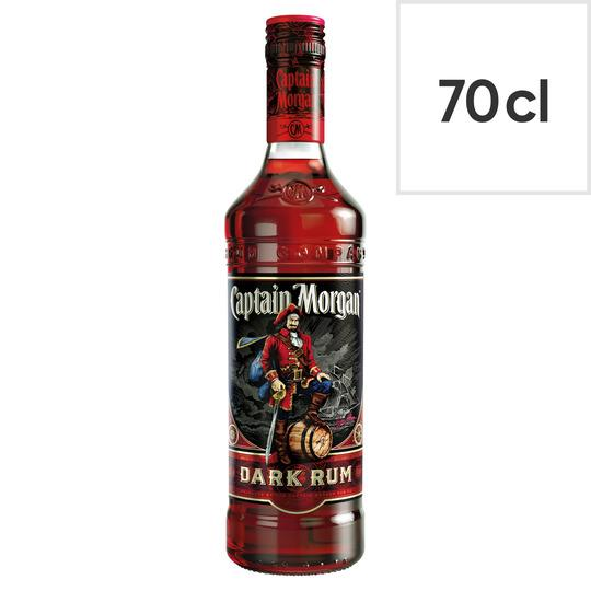 Grocemania Grocery Delivery London| Captain Morgan Dark