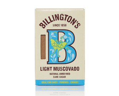 Grocery Delivery London - Billington's Light Muscovado Sugar 500g same day delivery