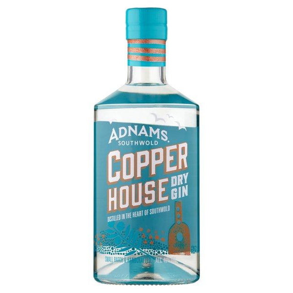 Grocery Delivery London - Adnams Copper House Dry Gin 700ml same day delivery