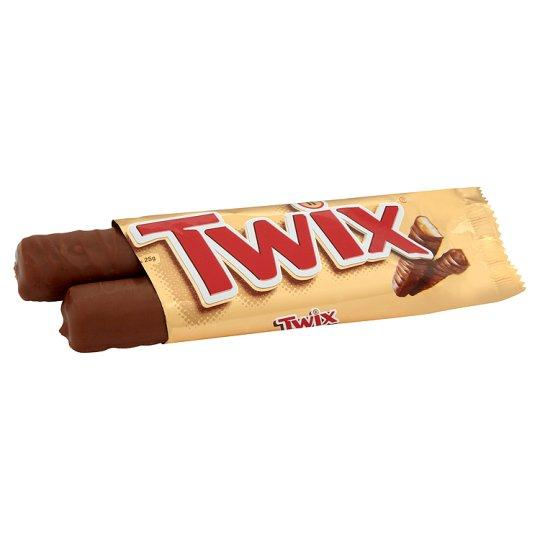 Grocemania Grocery Delivery London| Twix Bar 50g