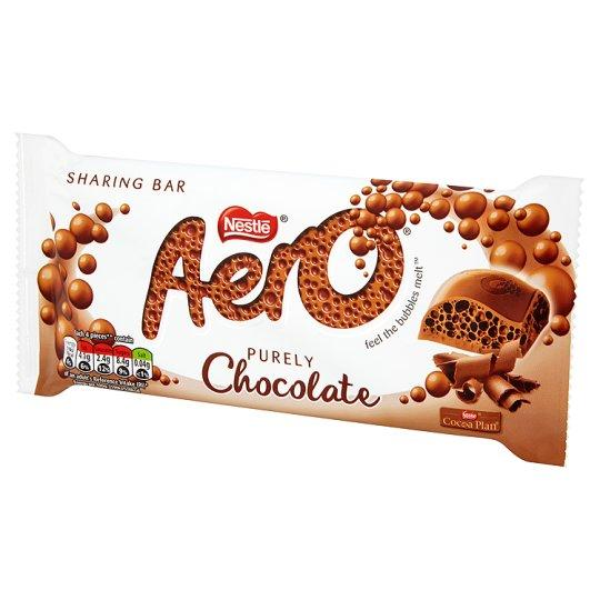 Grocery Delivery London - Aero Chocolate 100g same day delivery