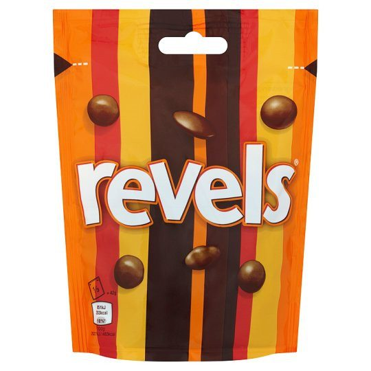 Grocemania Grocery Delivery London| Revels 101g