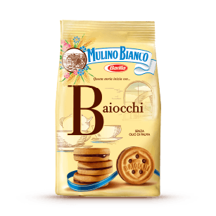 Grocemania | Mulino Bianco Baiocchi 250g | Online Grocery Delivery London